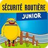 Application Sécurité routière Junior - Logo small