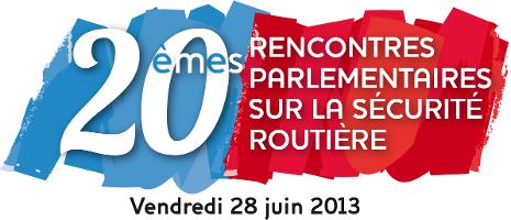 19èmes rencontres parlementaires sur la route et la sécurité routière