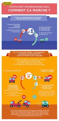 Infographie EAD