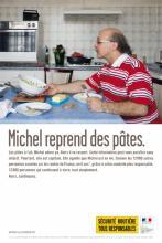 Vies sauvées - Michel