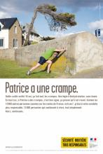 Vies sauvées - Patrice