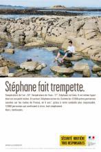 Vies sauvées - Stéphane