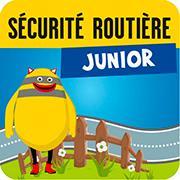 Application Sécurité routière Junior - Logo
